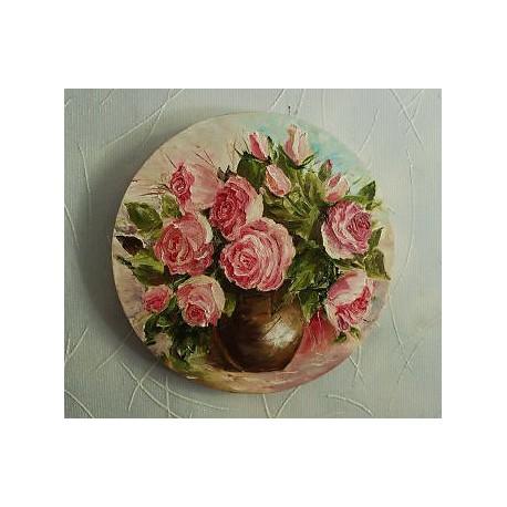 Натюрморт, розы